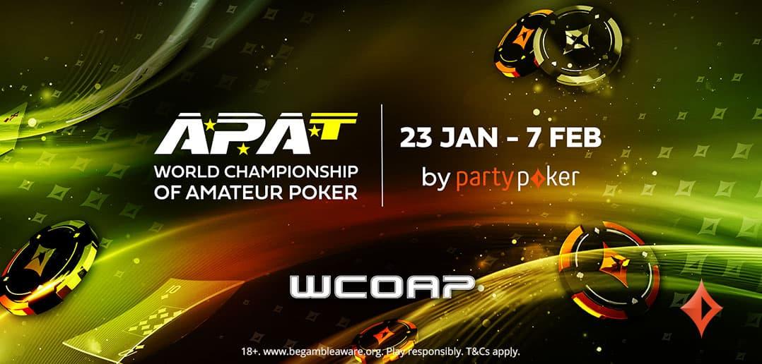 Обзор грядущего APAT WCOAP турниров совместно с патипокер: чего ждать игрокам?