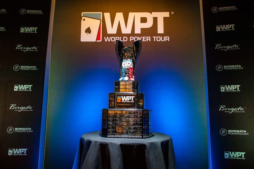 Mike Sexton WPT Champions Cup