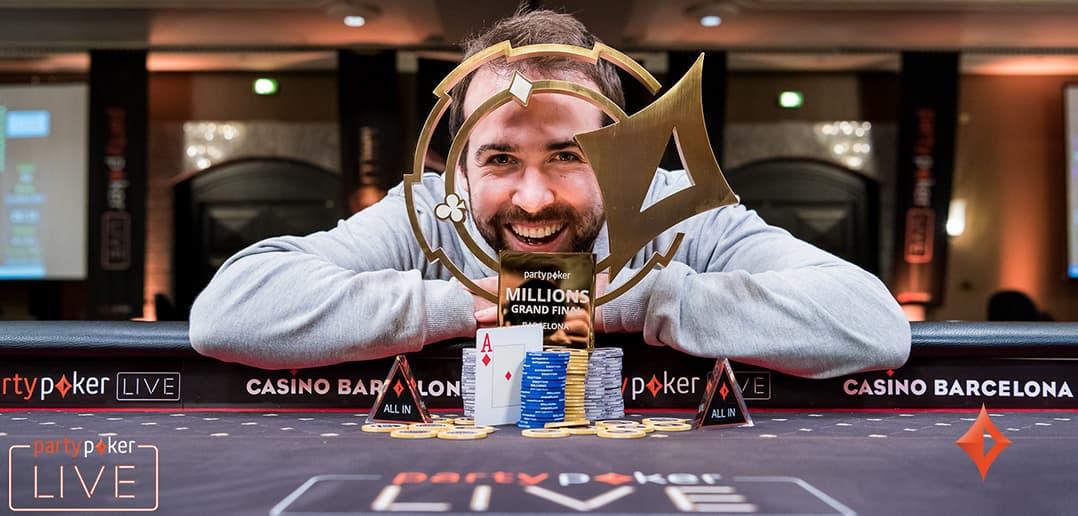 Еще одна невероятная победа Паскаля Лефрансуа на partypoker!