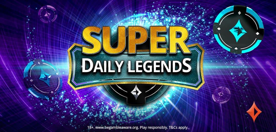 Новая серия турниров на патипокер Super Daily Legends: чего ожидать игрокам?